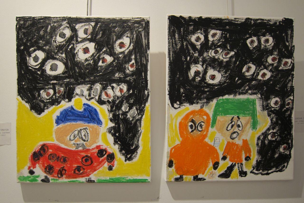 South Park Art Show Opera AM 44