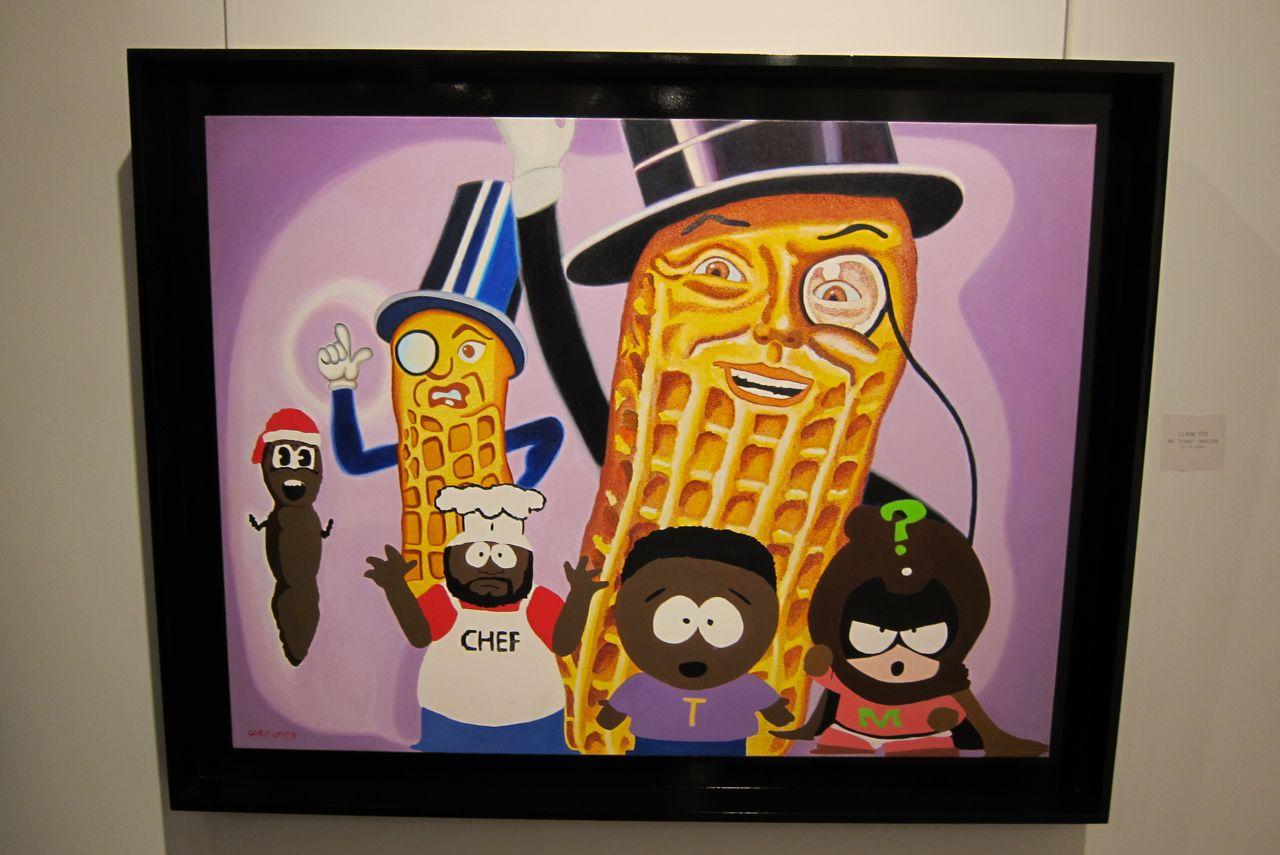 South Park Art Show Opera AM 45