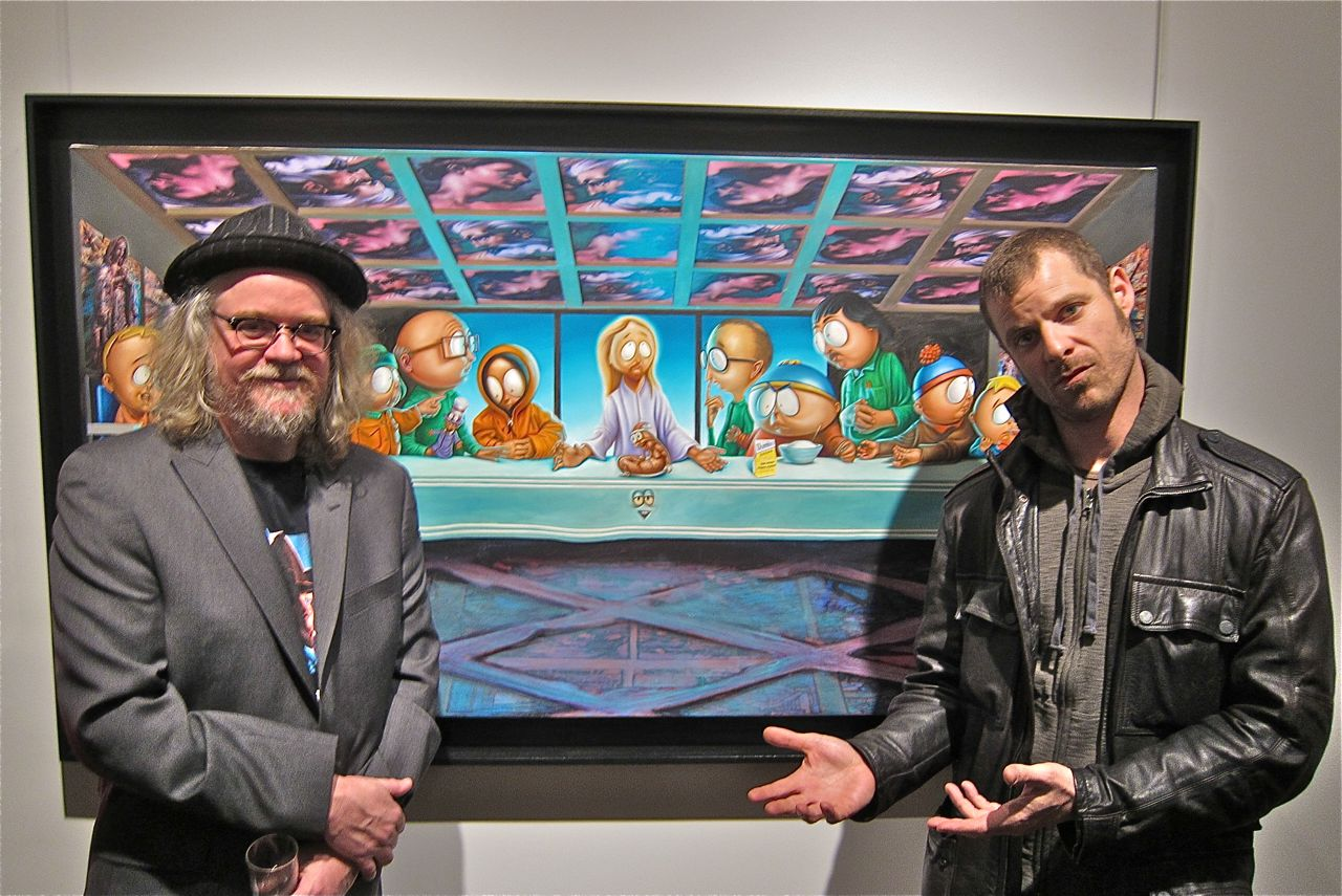 South Park Art Show Opera AM 47