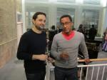 Andre Royo & Joshua Liner