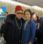 Thugman & Julia Chiang