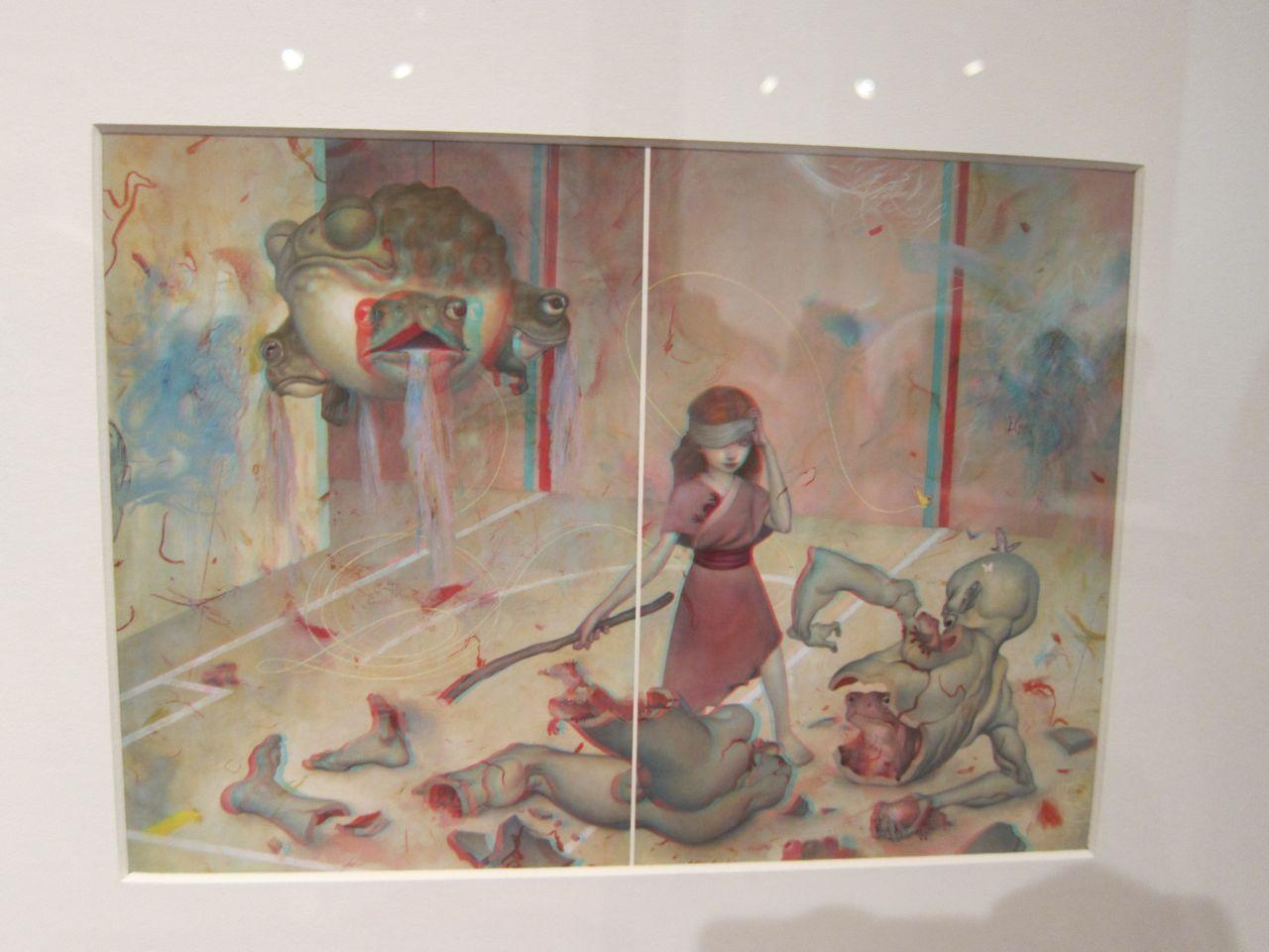 3d art book opera AM 05