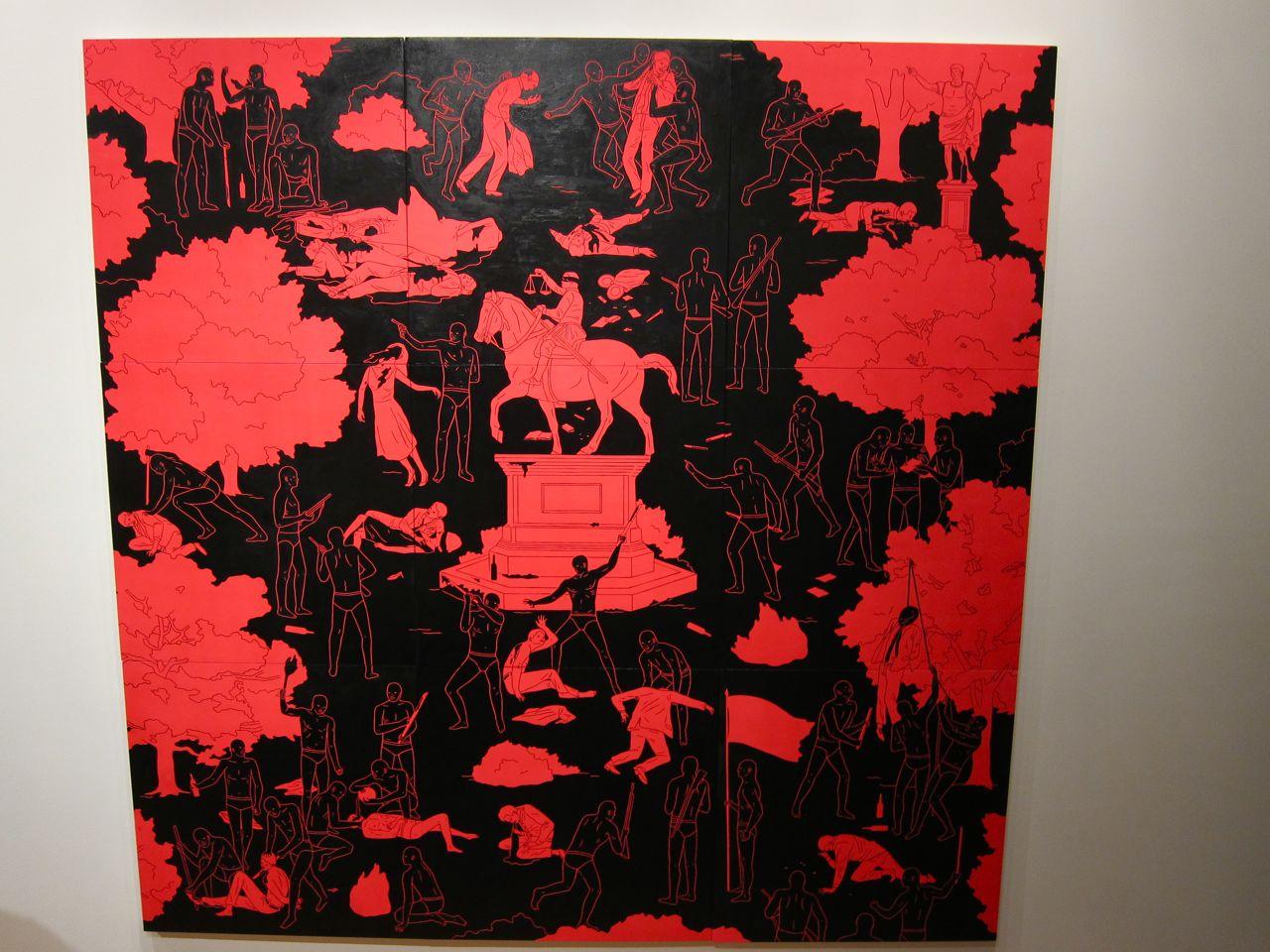 Cleon Peterson Joshua Liner AM 08