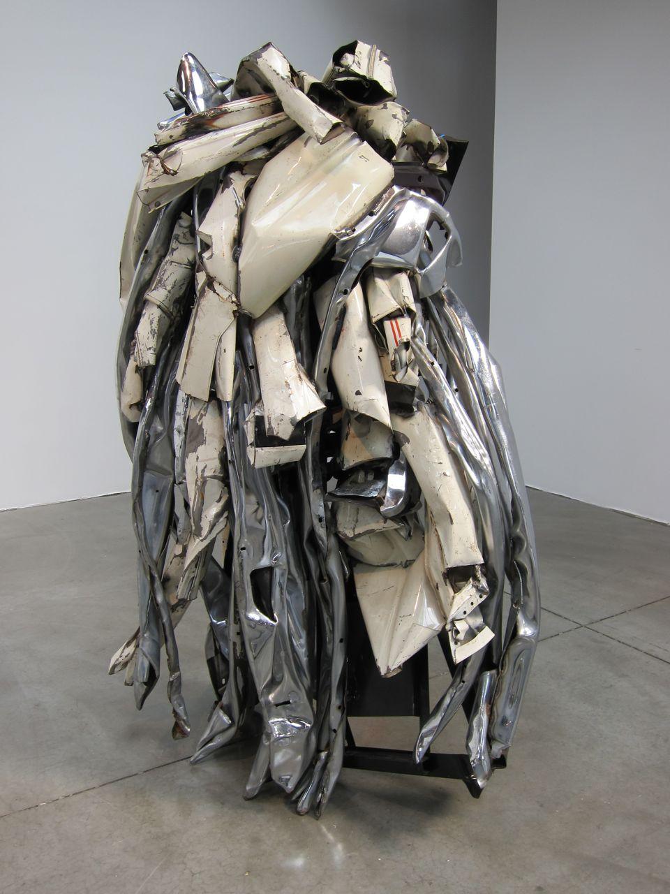 John Chamberlain Pace Gallery AM 05