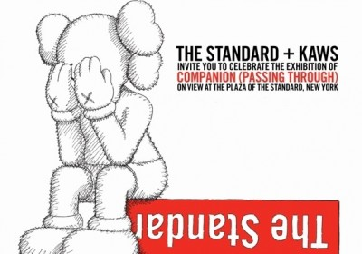 KAWS Standard New York AM