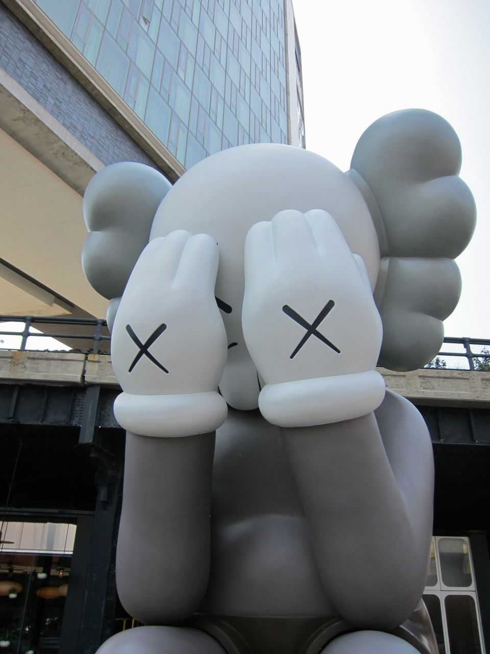 Kaws Standard NY Companion Passing AM 12