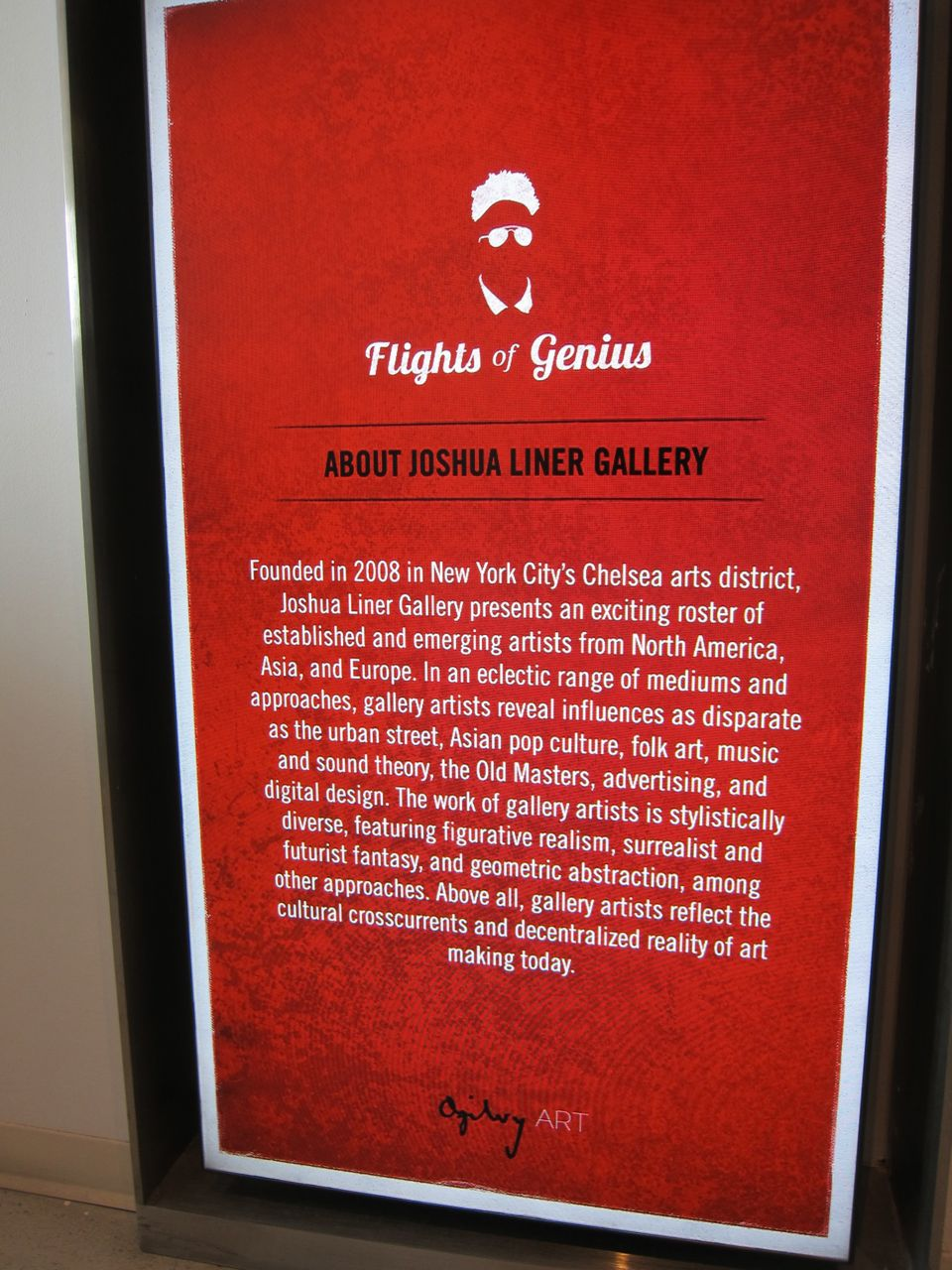 ESPO Ogilvy Mathers Flight Genius AM 03
