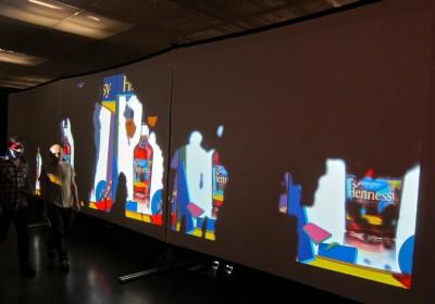 KAWS Hennessy VS Cognac Bottle New Museum AM 01