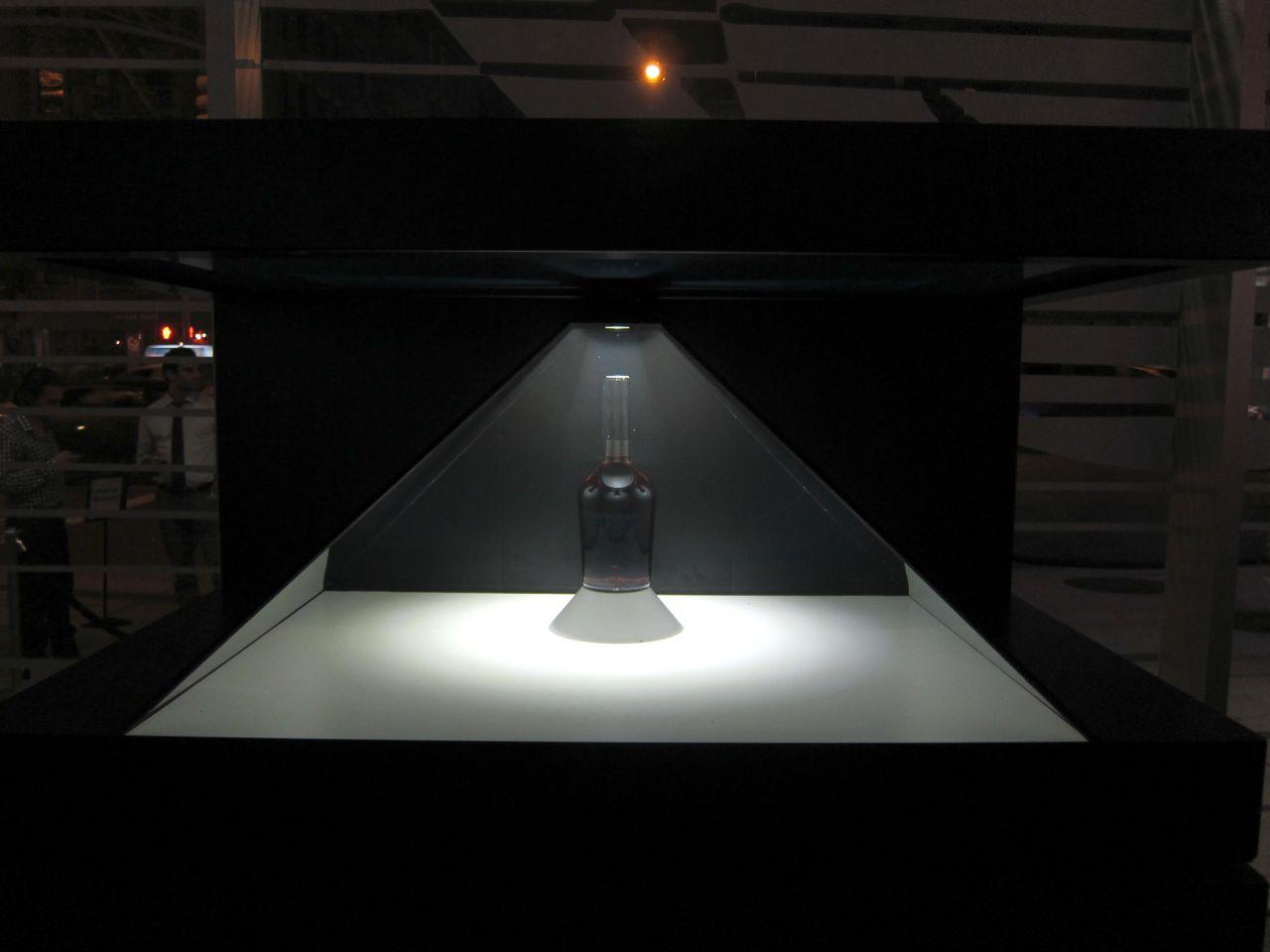 KAWS Hennessy VS Cognac Bottle New Museum AM 18