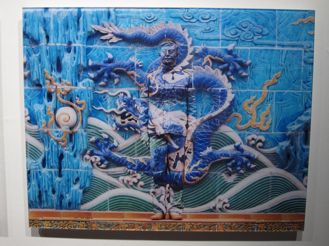 Liu Bolin Eli Klein AM 18
