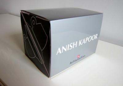 Anish Kapoor illy art cups AM 01