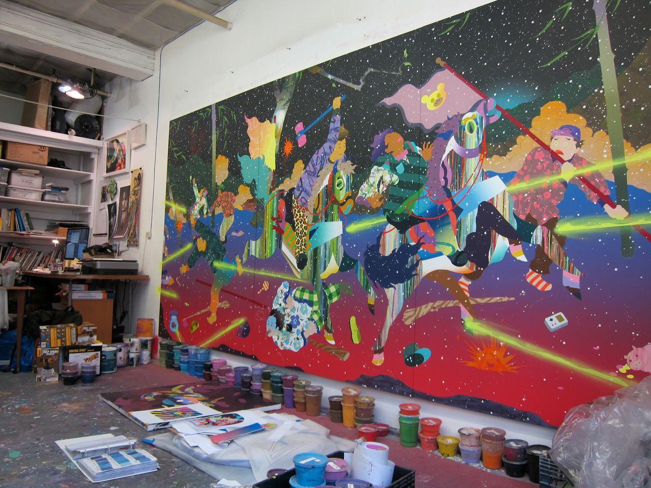 Matsu Tomokazu Liner Studio AM 01
