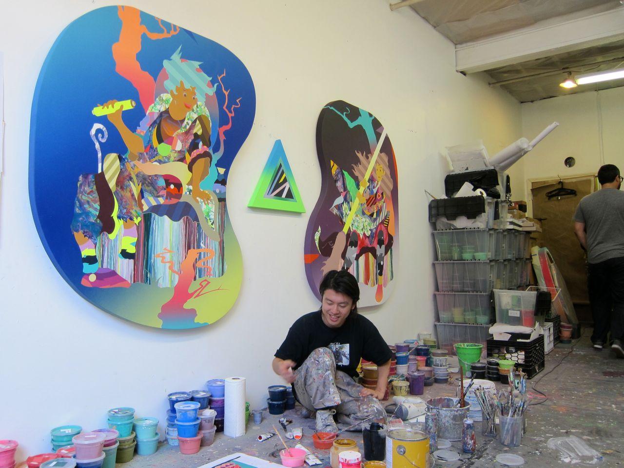 Matsu Tomokazu Liner Studio AM 02