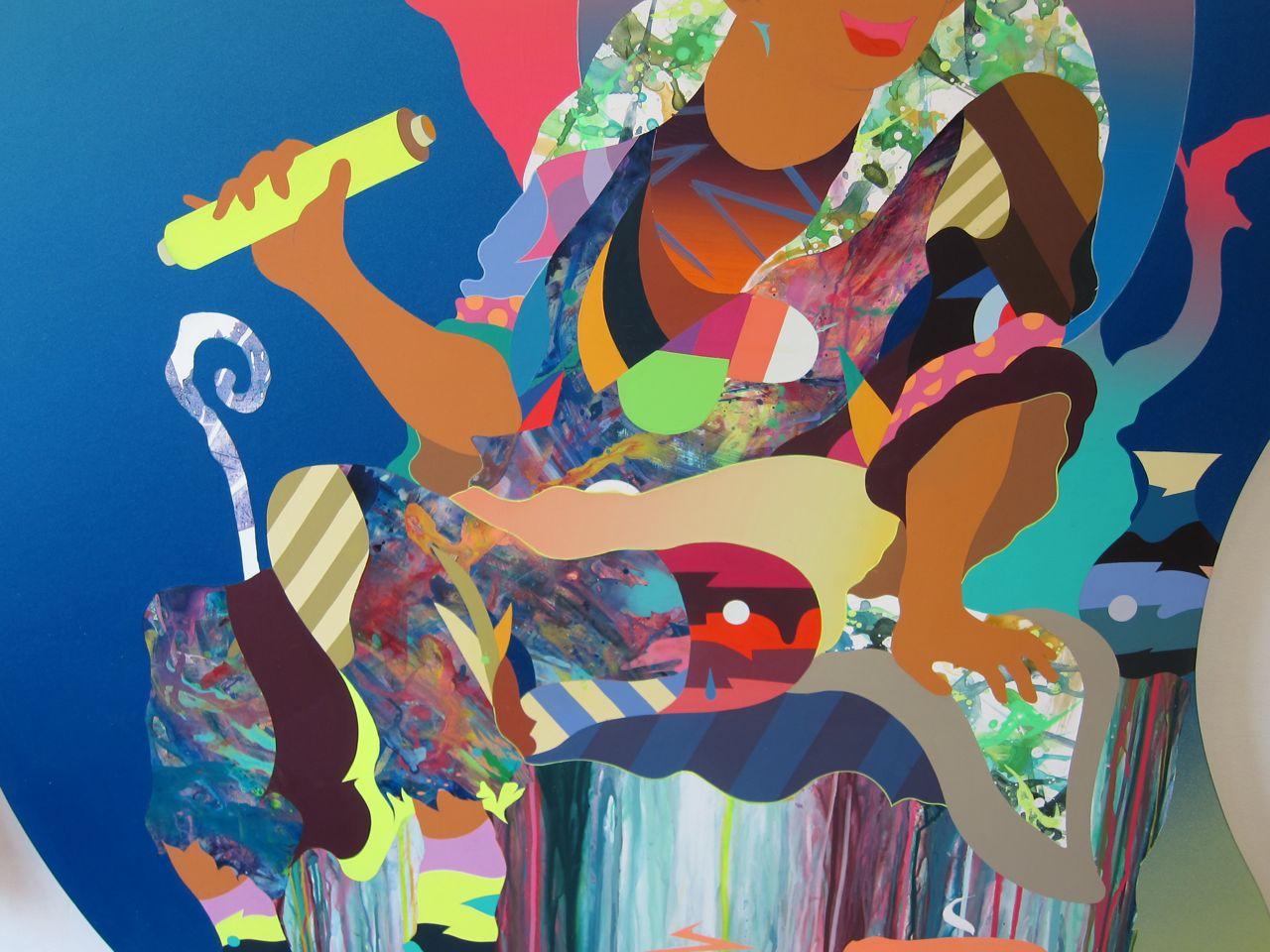 Matsu Tomokazu Liner Studio AM 08