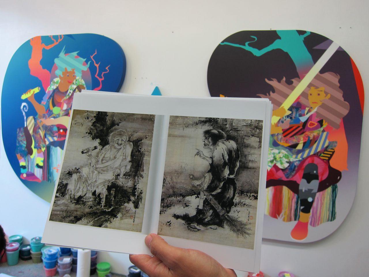 Matsu Tomokazu Liner Studio AM 11
