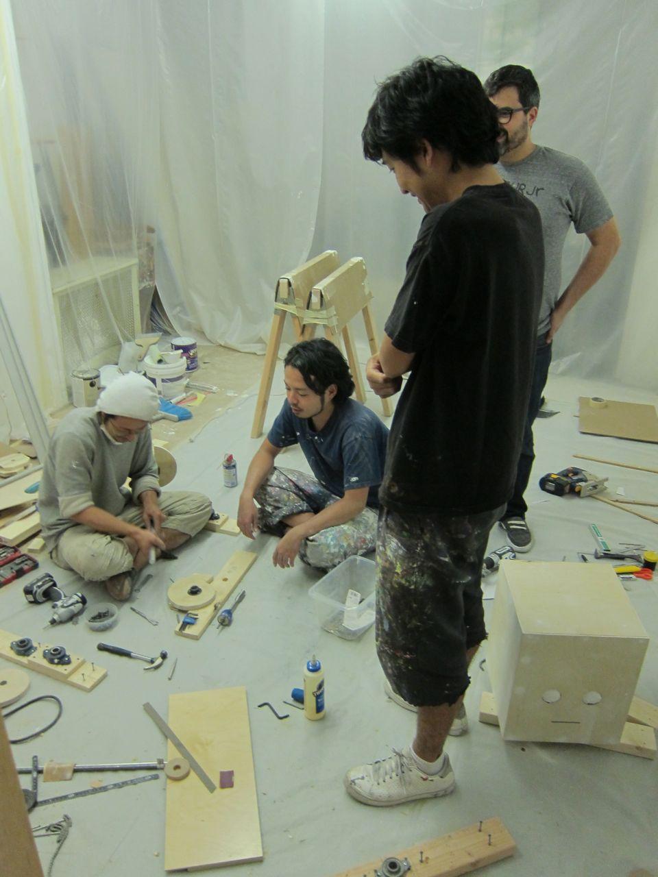 Matsu Tomokazu Liner Studio AM 13