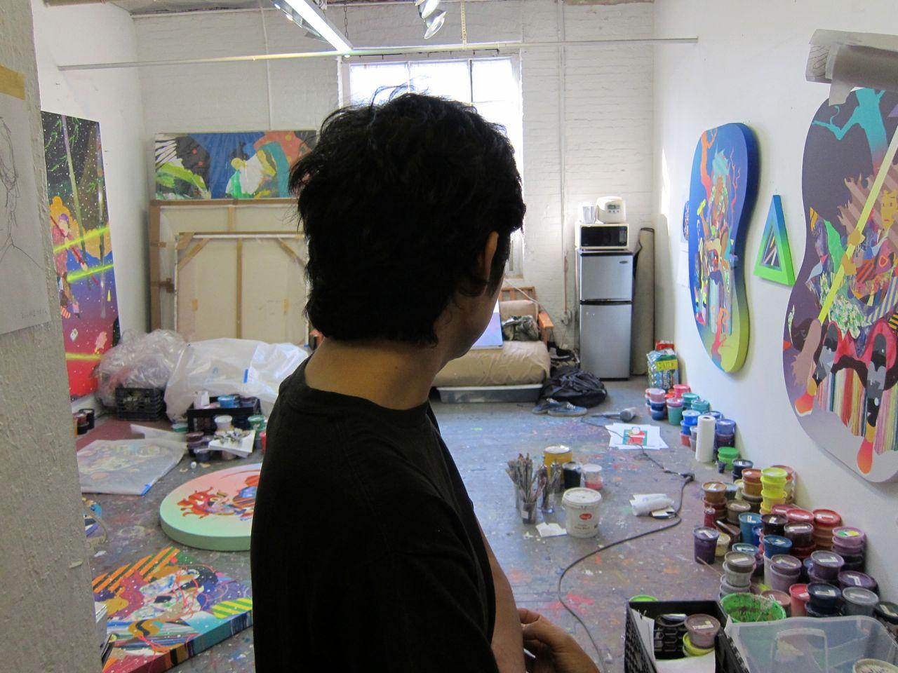 Matsu Tomokazu Liner Studio AM 19