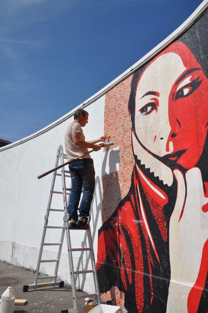 Shepard 3rd Mural, Part II 081
