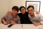 Edwin Ushiro, Luke Chueh, Roman Cho