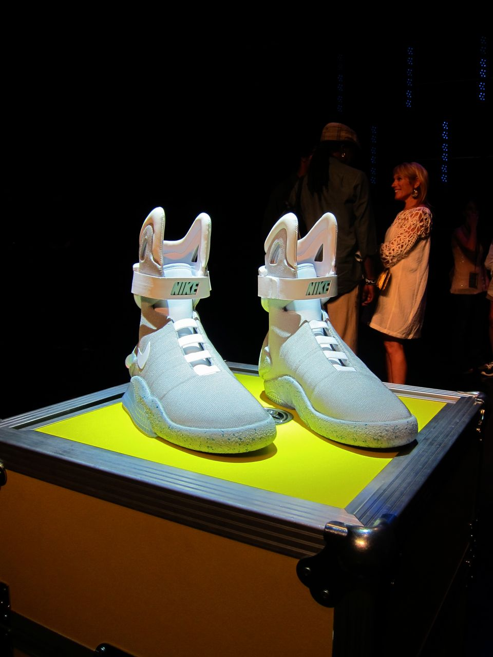 low priced 95f13 c6f63 Benefits  Back For the Future – Nike Air MAG x Michael J. Fox for ...