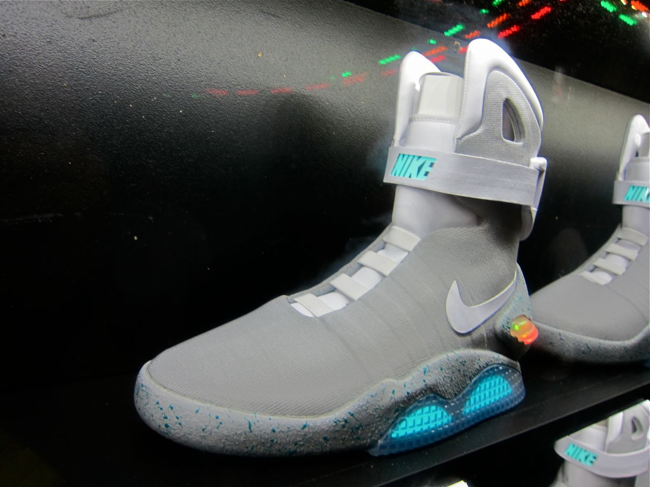 back to future nikes