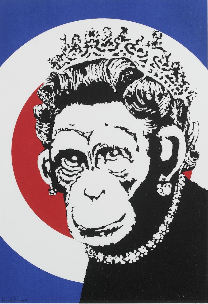 banksy_monkeyqueen