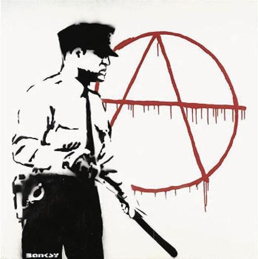 banksy_police