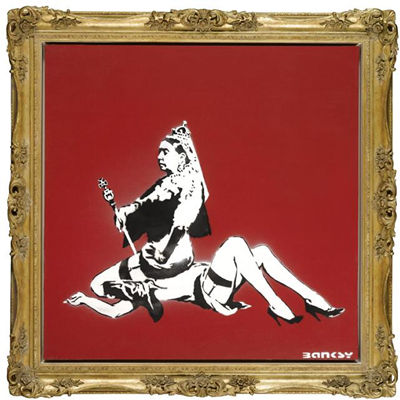 banksy_queenvictoria