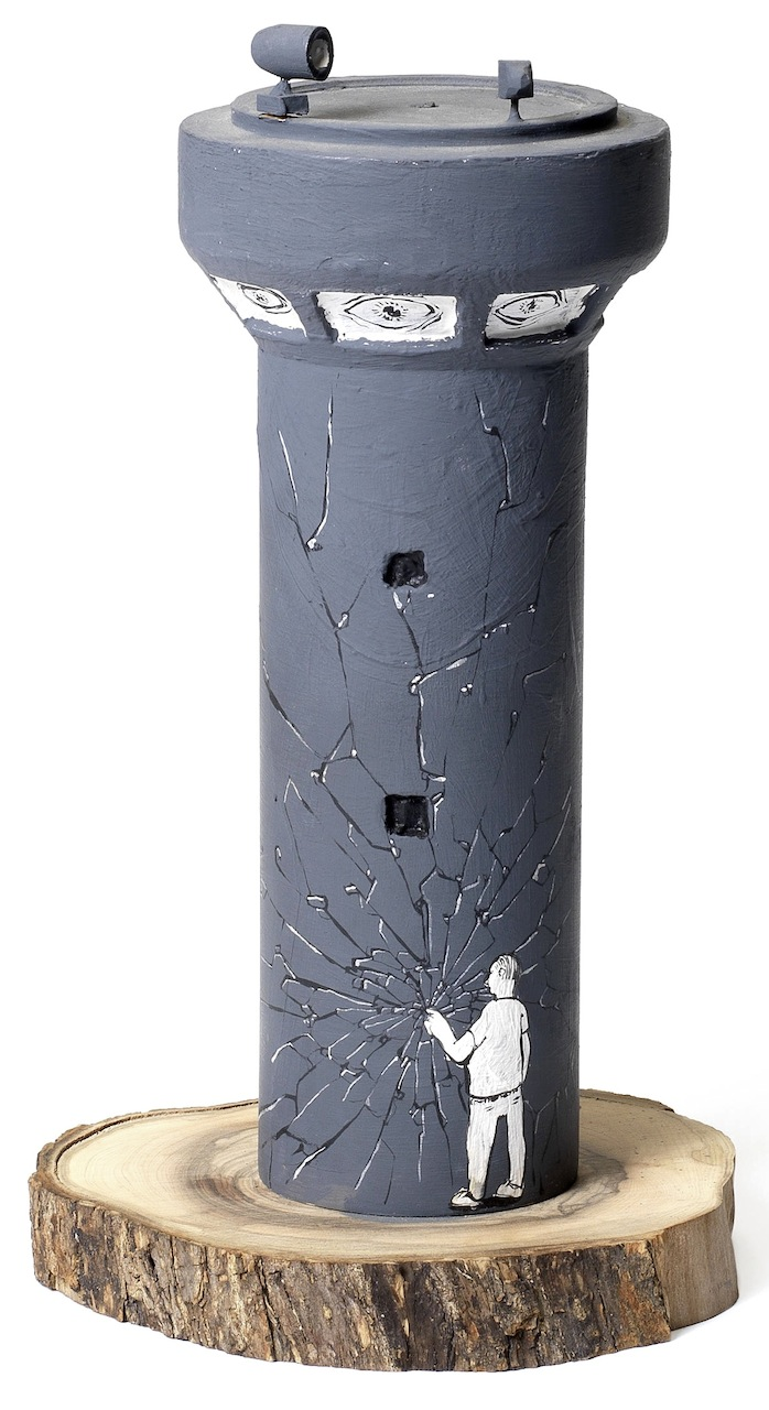 banksy_watchtower