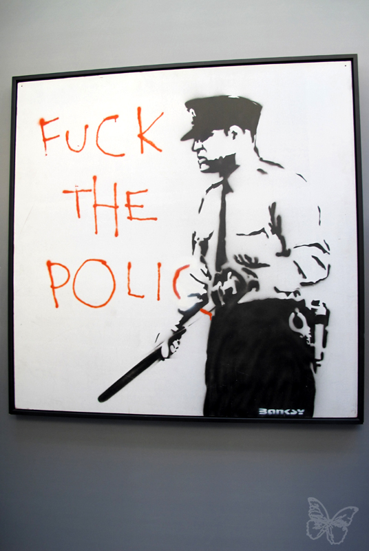 FIAC - Banksy