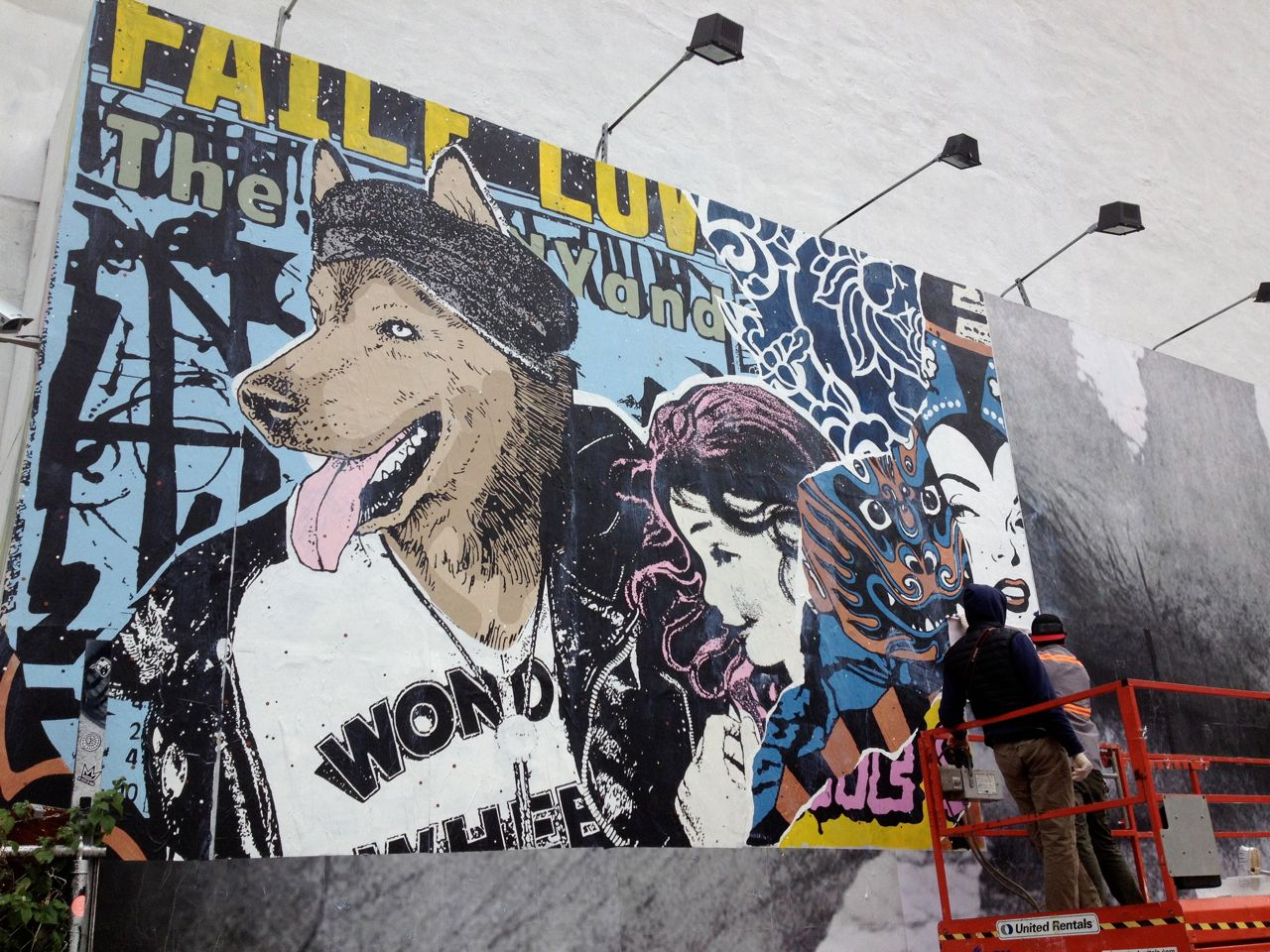Faile Houston Bowery AM 4