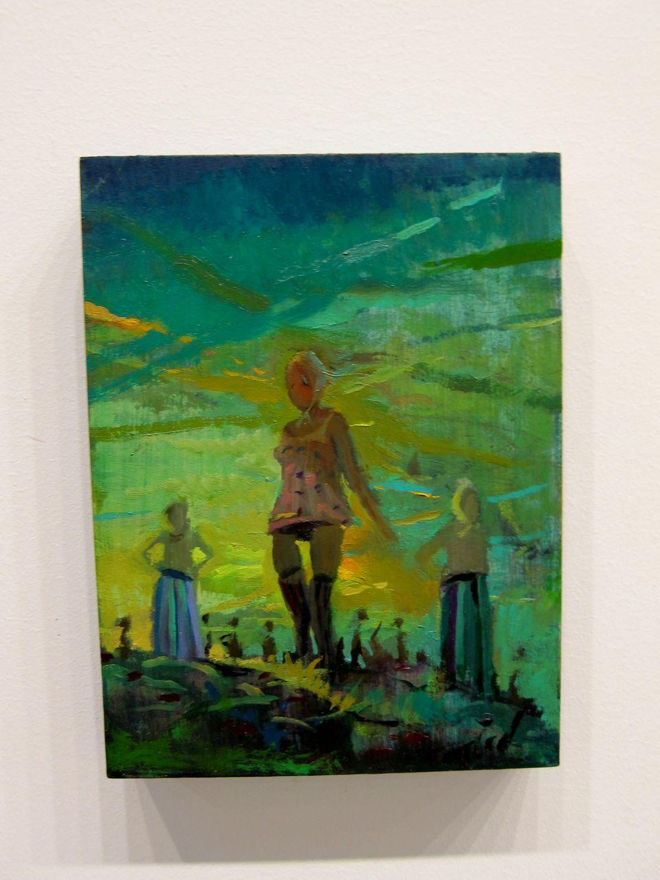 Lisa Yuskavage David Zwirner AM 05