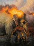 Martin Wittfooth Lyons Wier AM 23