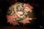 Minotaur-David Choe -DVS1