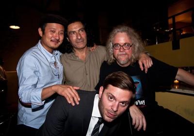 Rostarr, Eric, Ron & George