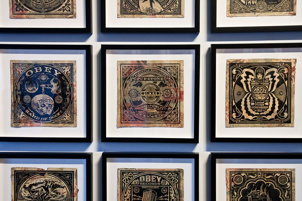 Shepard Fairey Revolutions Levine AM 29
