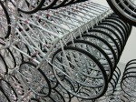 AM Ai Weiwei bicycles Taiwan Absent TFAM 11