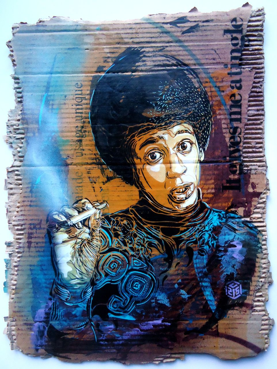 C215 - smoke gets in your eyes