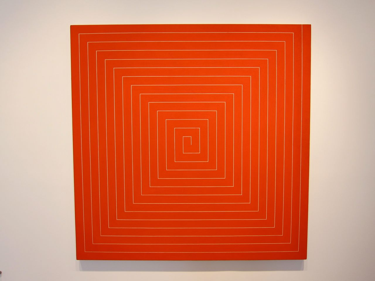 Frank Stella Paul Kasmin AM 04