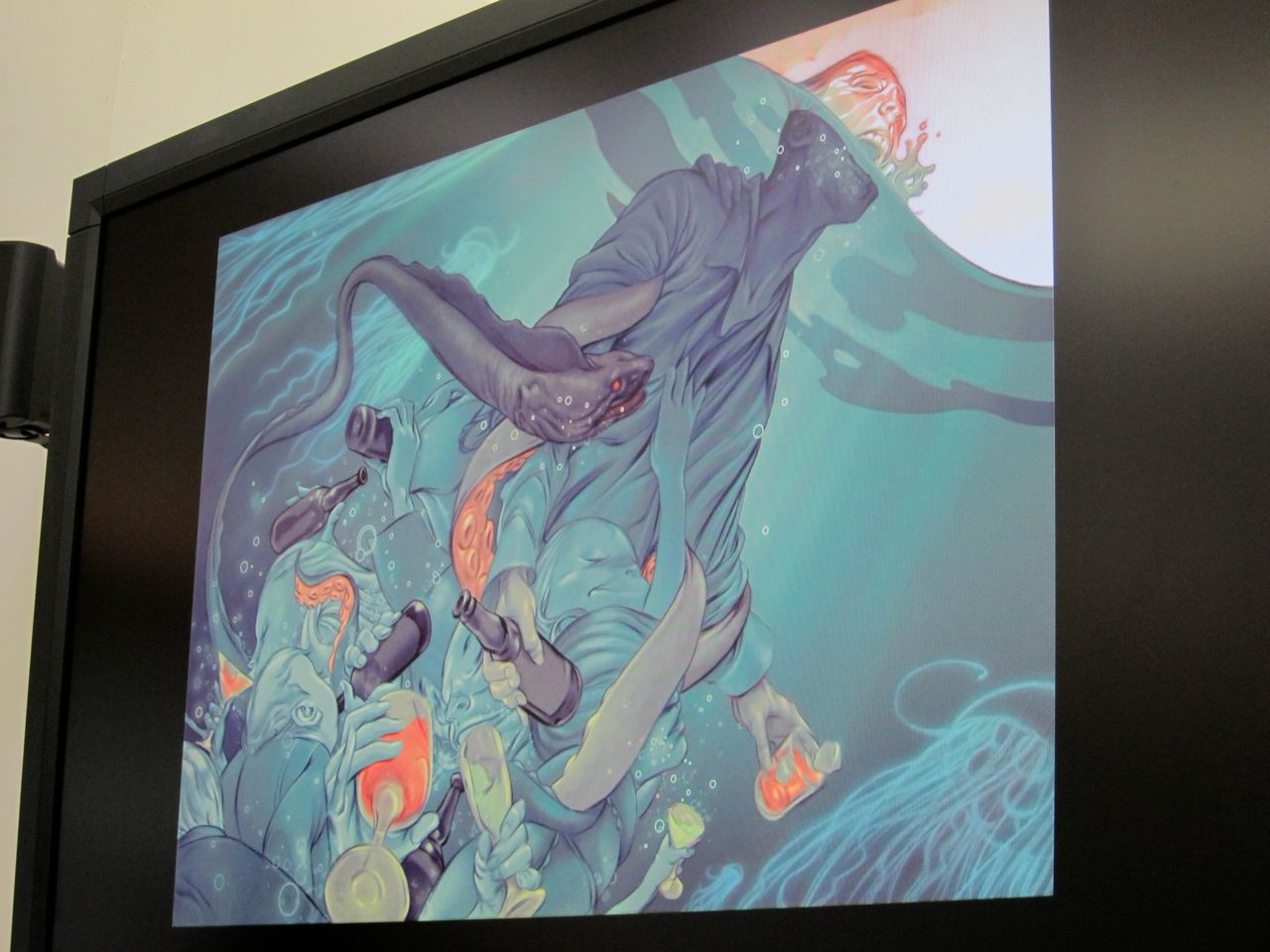 James Jean Pratt Fables AM 20