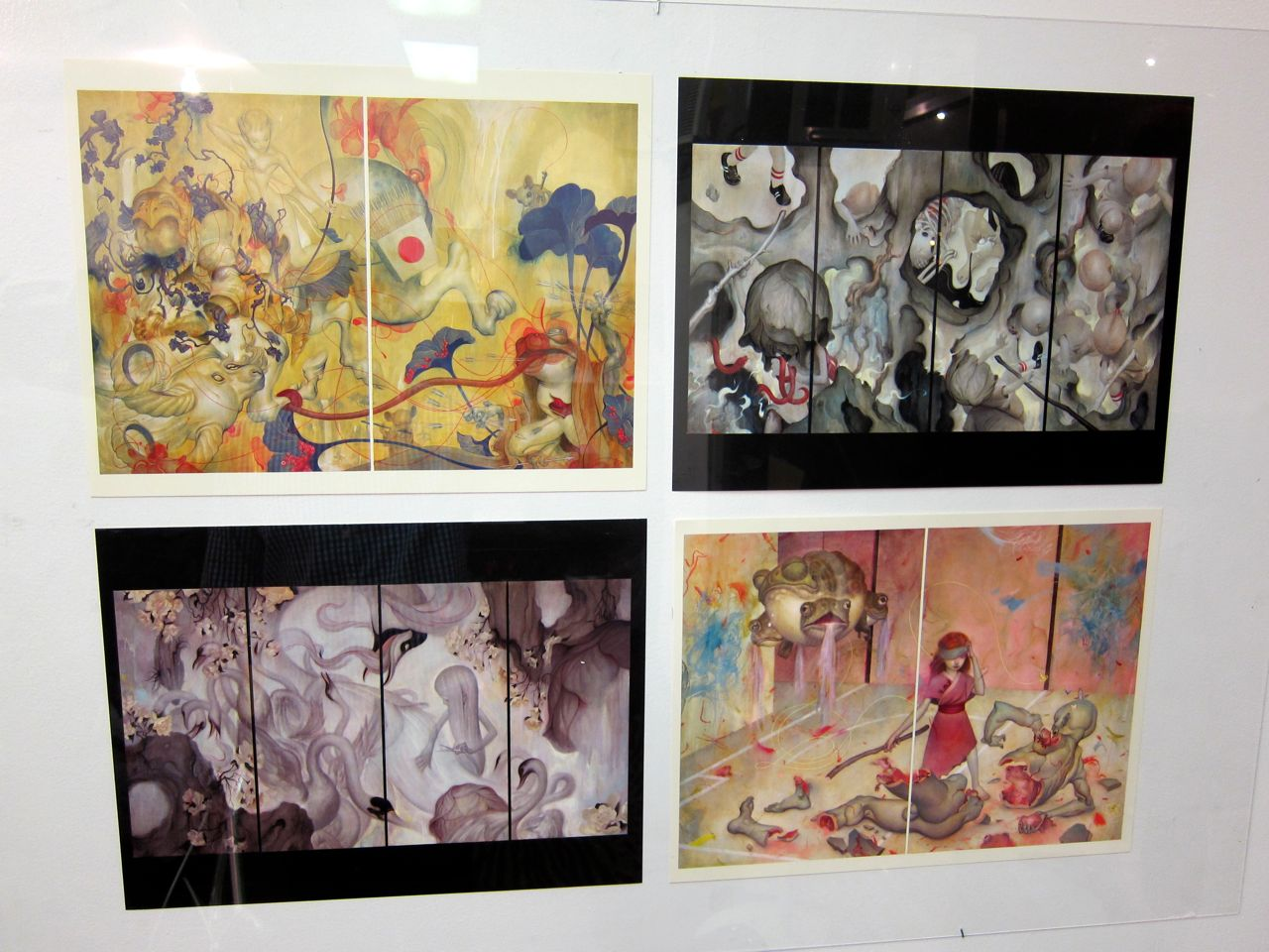 James Jean Reed Space signing AM 04