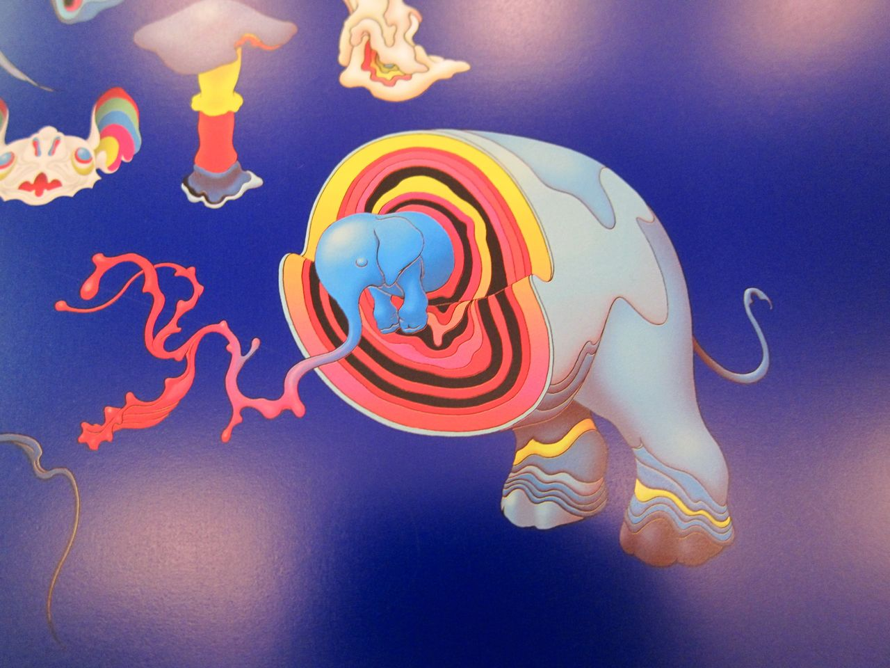 James Jean Reed Space signing AM 23