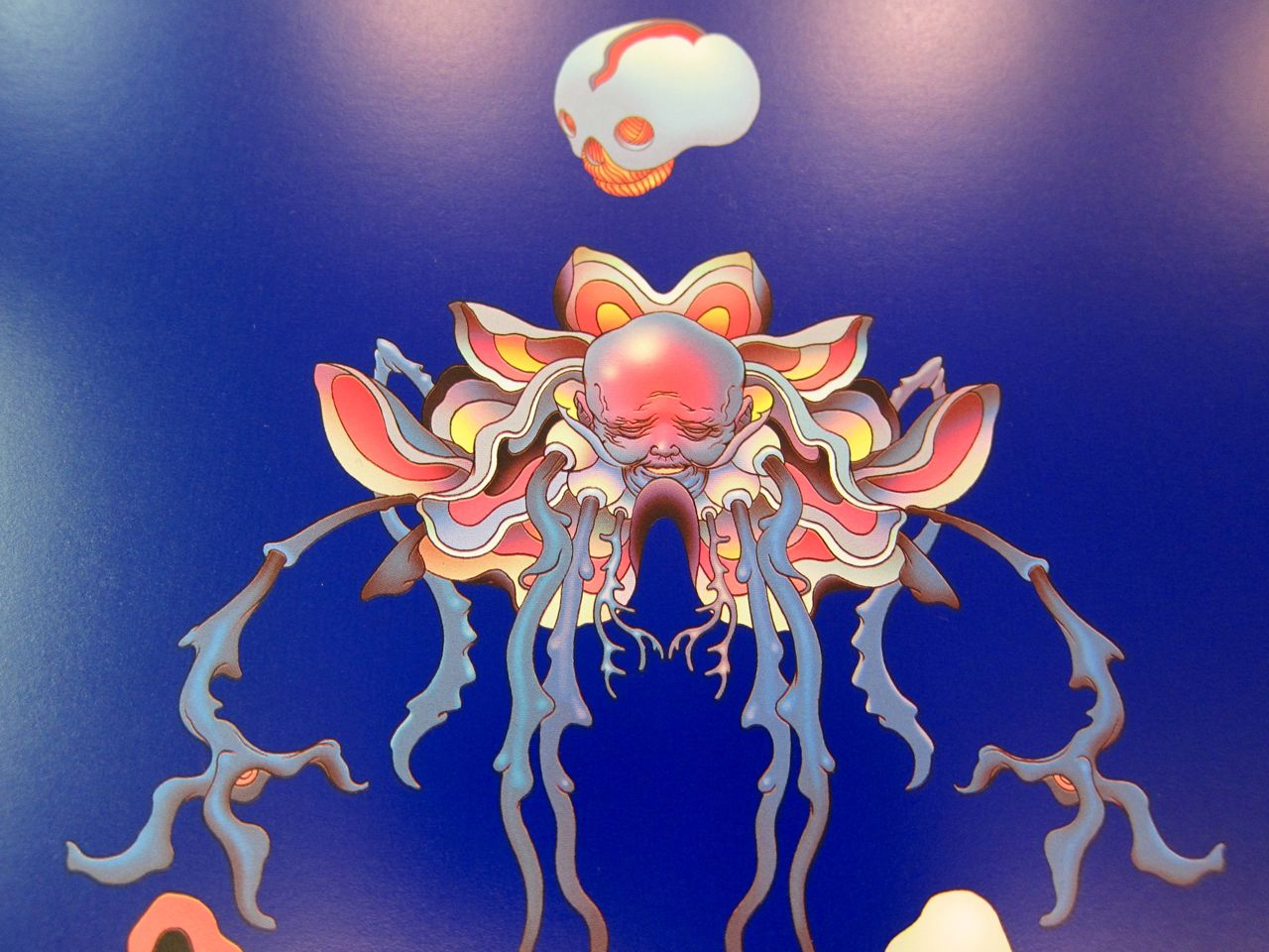 James Jean Reed Space signing AM 25