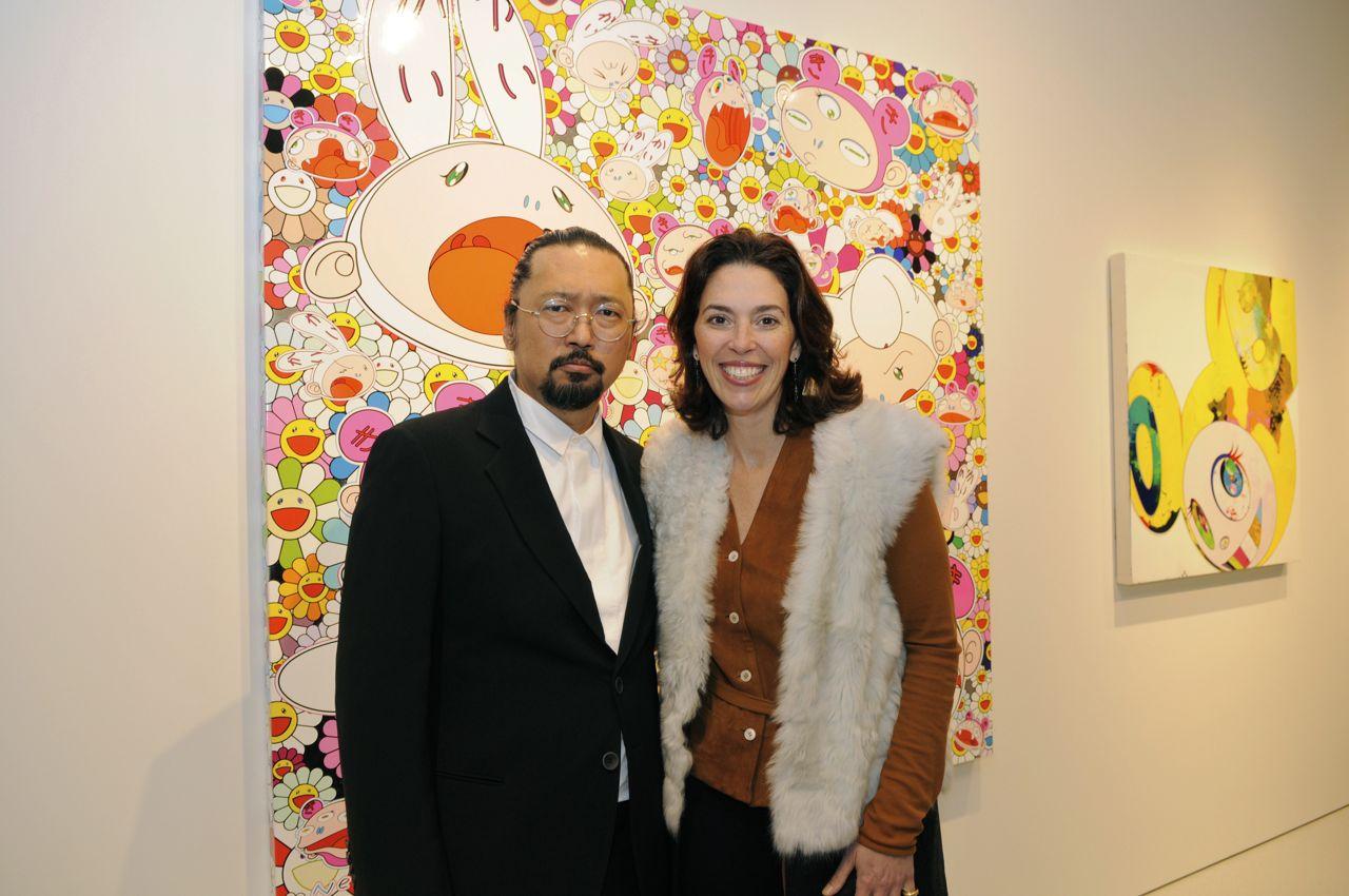 Murakami New Day Christies Gagosian Earthquake auction AM 4
