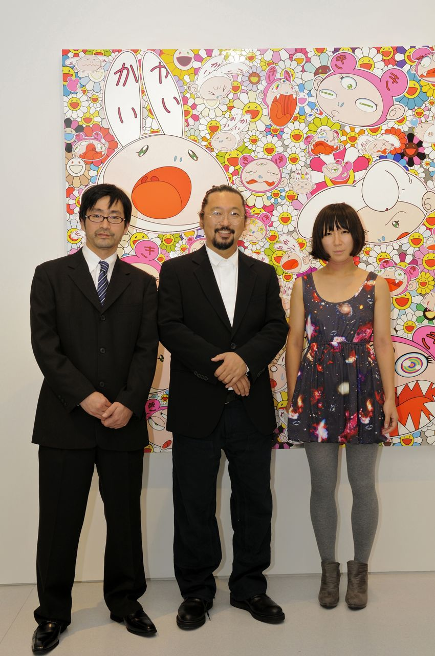 Murakami New Day Christies Gagosian Earthquake auction AM 7