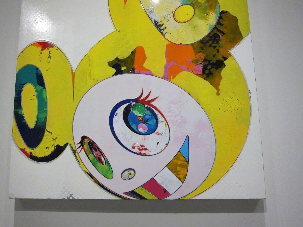Murkami New Day Christies japan auction AM 31
