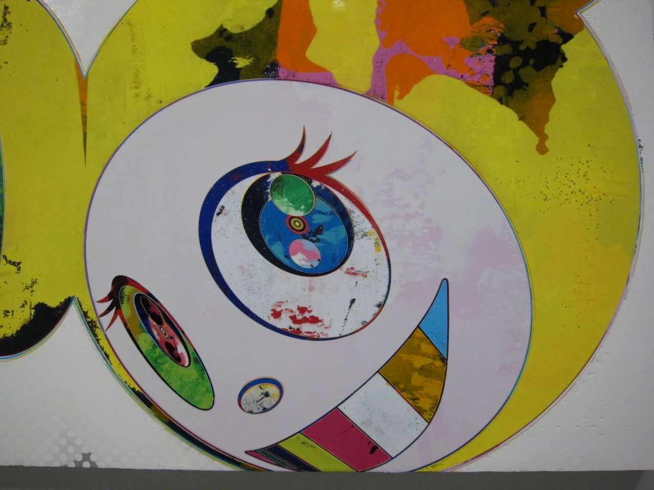 Murkami New Day Christies japan auction AM 32