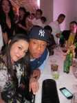 China Chow & Russell Simmons