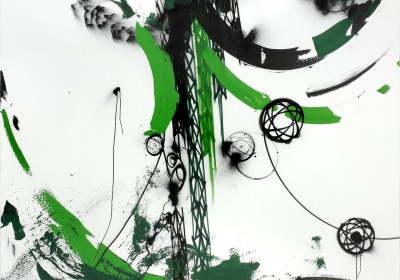 Futura AM Galerie Jerome de Noirmont Paris 3