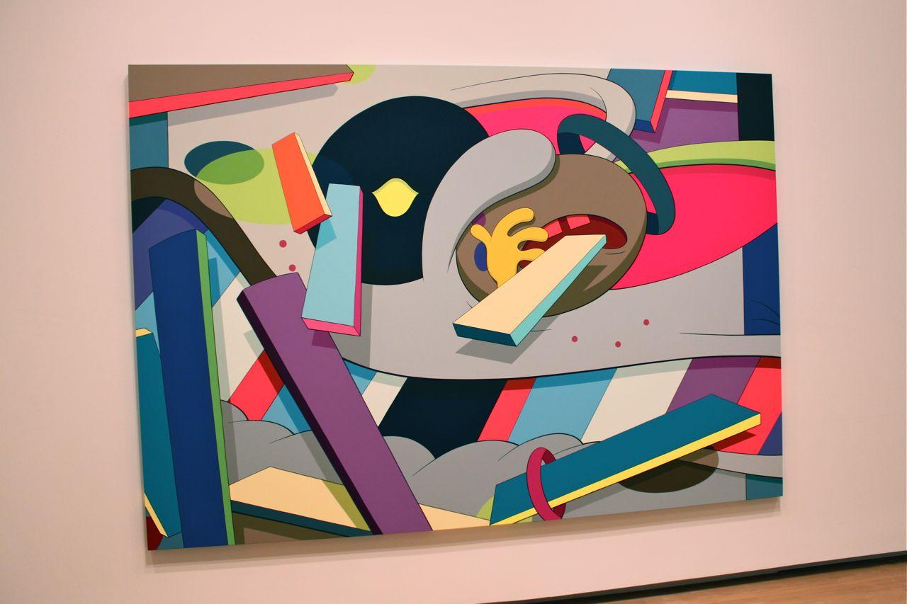 Fort Worth Focus >> Kaws Modern Art Museum Fort Worth AM 04 « Arrested Motion